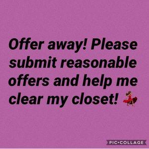 Offer Away!!